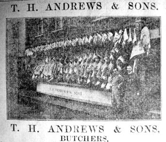 1914 Dec 18th T H Andrews 2