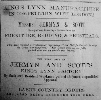 1890 Jan 25th Jermyn & Scott