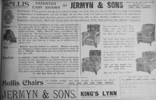 1912 Nov 30th Jermyn & Sons