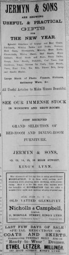 1915 Feb 4th Jermyn & Sons