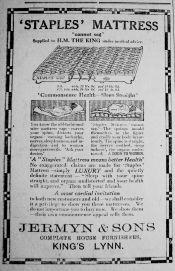 1921 May 13th Jermyn & Sons