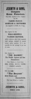 1923 Feb 23rd Jermyn & Sons