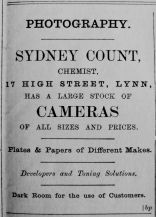 1901 May 24th Sydney Count