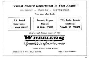 1966 KLF Wheelers