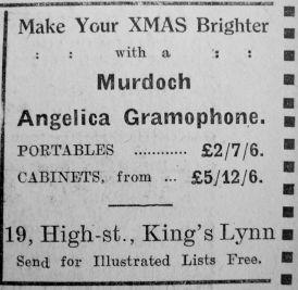 1928 Dec 7th Murdochs