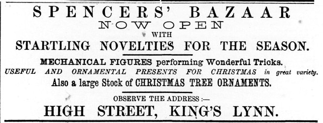 1877 15th Dec Spencers Bazaar192