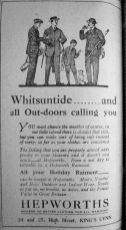 1924 May 30th Hepworths