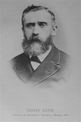 1892 Stephen Hilton