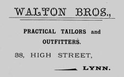 1901 Mar 12&13 Walton Bros Bazaar prog