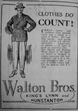 1925 July 3rd Walton Bros