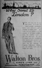 1925 Nov 13th Walton Bros