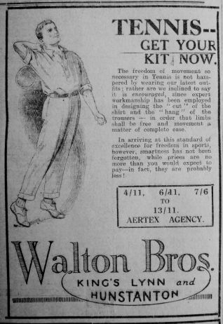 1926 May 14th Walton Bros