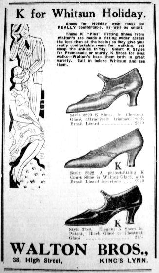 1931 May 15th Walton Bros