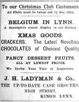 1914 Nov 27th Ladymans
