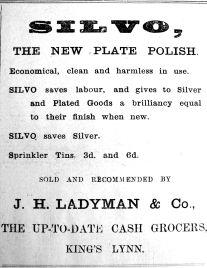 1915 Apr 9th Ladymans