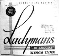 1945 Dec 14th Ladymans 2