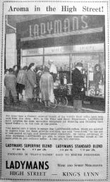 1950 Nov 3rd Ladymans