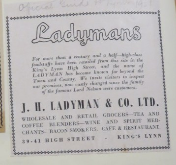 1951 Lynn Guide Ladymans Archive (Ashley Bunkall)