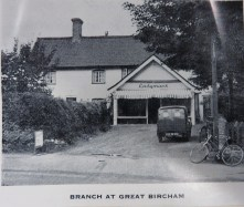 1952 Great Bircham Ladymans Archive (Ashley Bunkall)
