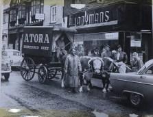 1960 Atora advertising cart Ladymans Archive (Ashley Bunkall) 0427