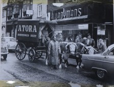 1960 Atora advertising cart Ladymans Archive (Ashley Bunkall) 0427