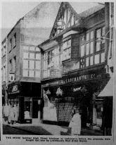 1969 June 10th Ladymans leaving High Street 1