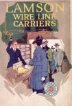 Lamson Wire cash carrier