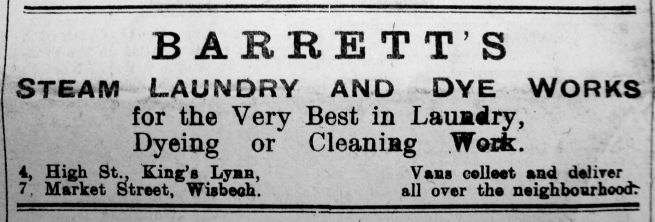 1925 June 26th Barretts