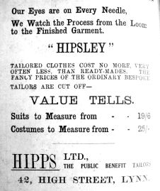 1912 July 20th Hipps