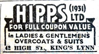 1946 June 21st Hipps