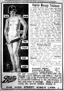 1928 Jul 20th Boots