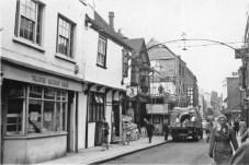 1960 Queens Head prior to demolition (Lynn Forums)