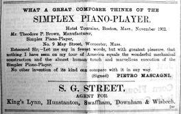 1903 Mar 20th Streets Simplex