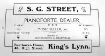 1907 Guide S G Street @ 46