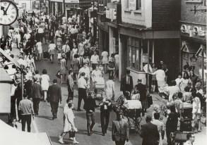 1969 Aug 9th No 45 (Dorothy Perkins) to No 56 (Briggs) (EDP - Later Lynn Michael Winton)
