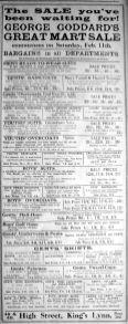 1928 Feb 10th George Goddard