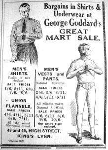 1931 Feb 20th George Goddard