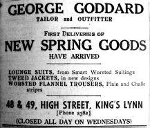 1945 Mar 30th George Goddard