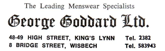1983 April 19th George Goddard