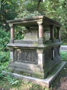 Grave of John Maple