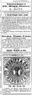 1860 January Henry Metcalf @ No 50