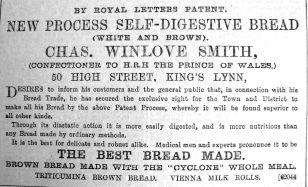 1894 June 16th Chas Winlove Smith