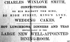 1902 Jan 31st Chas Winlove Smith