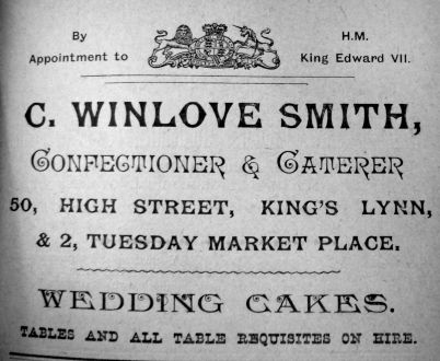 1904 Sconces Almanack Winlove Smith