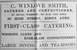 1905 June 9th Chas Winlove Smith