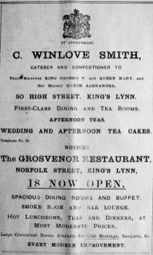 1915 June 18th Winlove Smith