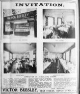 1939 July 28th Imperial Cafe Victor Beesley refurbishment 1