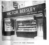 1939 July 28th Imperial Cafe Victor Beesley refurbishment 2