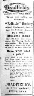 1919 Mar 28th Bradfields