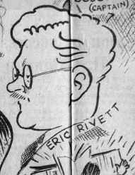 1949 Dec 9th Eric Rivett cartoon